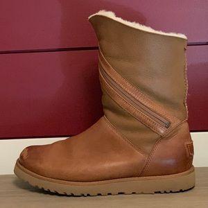 UGG Australia Alba Brown Women's BOOTS